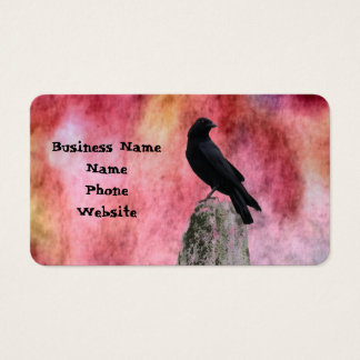 Nature In Colors Business Card