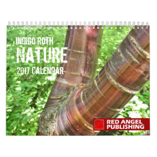 NATURE - Indigo Roth's calendar for 2017