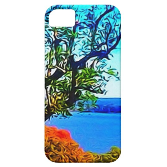 Nature iPhone SE/5/5s Case