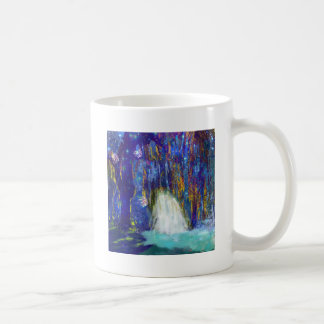 Nature is a fairy tale coffee mug