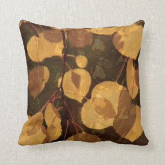Nature is beautiful : Even when it is A FALL Throw Pillows