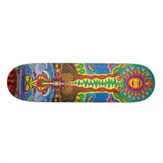 Nature is Communicating(big) Skateboard Deck