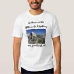 Nature is the Ultimate Mystery Mens Shirt