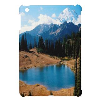 Nature Lakeside Natures Mountain iPad Mini Cases