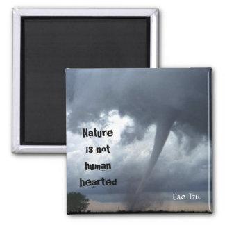 Nature Lao Tzu Quote Magnet