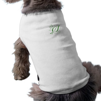 Nature Leaf Green Mini - Dog Shirt