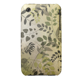 Nature Leaves Case-Mate iPhone 3 Cases