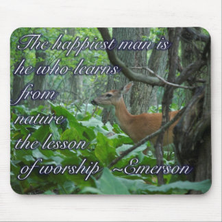 Nature Lesson Mouse Pad