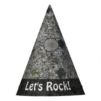 Nature Lets Rock Geology Gray Granite any Text