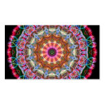 Nature Love kaleidoscope Double-Sided Standard Business Cards (Pack Of 100)