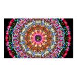Nature Love kaleidoscope Business Cards