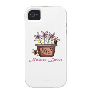 NATURE LOVER iPhone 4 COVERS