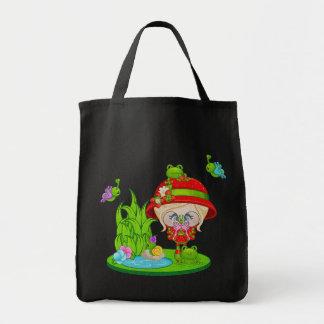 Nature Lover Frog Faery Bag