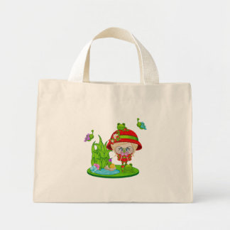 Nature Lover Frog Faery Bags