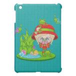 Nature Lover Frog Faery iPad Mini Case