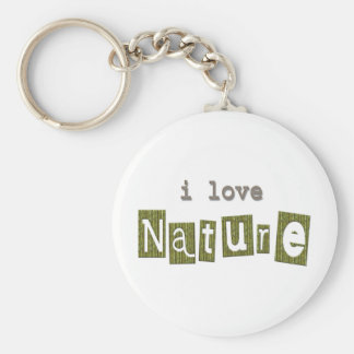 Nature Lover Gifts! Keychain