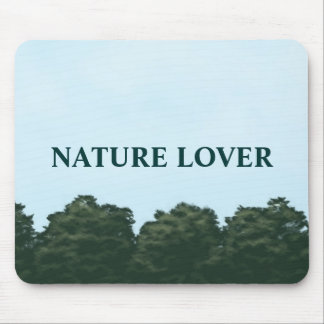 nature lover landscape panorama mouse pad