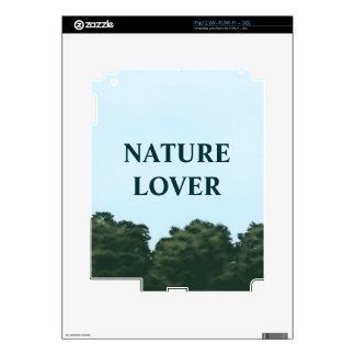 nature lover landscape panorama iPad 2 decals