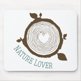 Nature Lover Mouse Pad