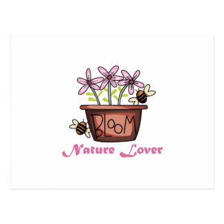 NATURE LOVER POST CARDS