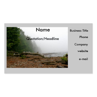 Nature Lover s Business Card