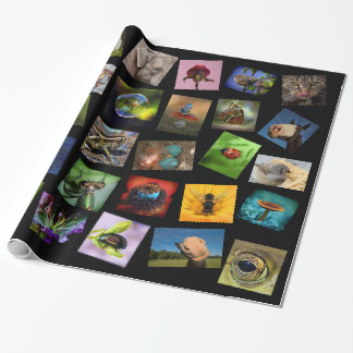 Nature Lover Wrapping Paper