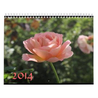Nature Lover's Custom Printed Calendar