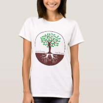 Nature Loving Tree Hugger T-Shirt