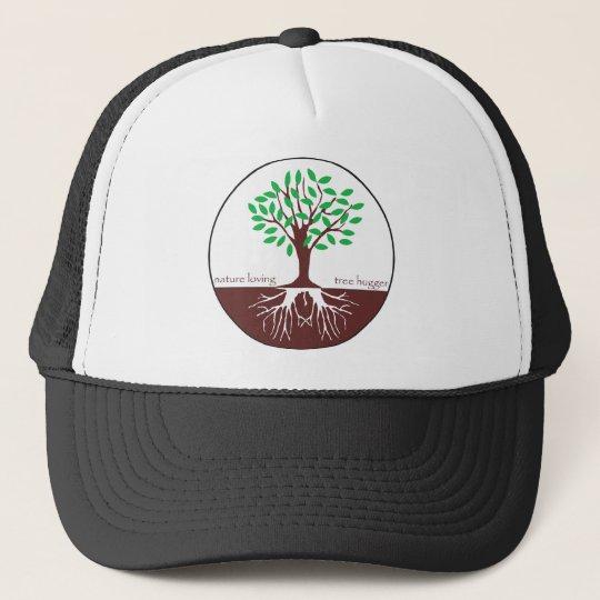 Nature Loving Tree Hugger Trucker Hat