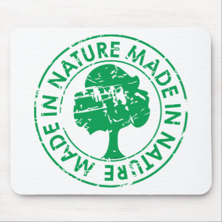 Nature Made Mouse Pad