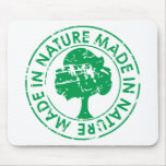 Nature Made Mouse Pads