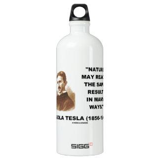 Nature May Reach Same Result In Many Ways (Tesla) SIGG Traveler 1.0L Water Bottle