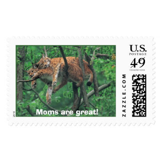 nature, Moms are great! Postage