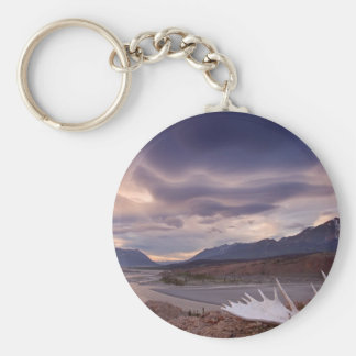 Nature Mountain Picture Perfect Reserve Key Chain