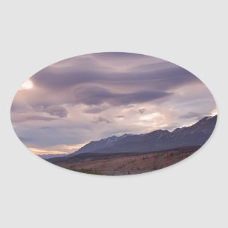 Nature Mountain Picture Perfect Reserve Stickers