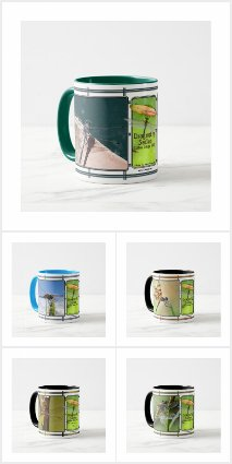 Nature Mug Collection
