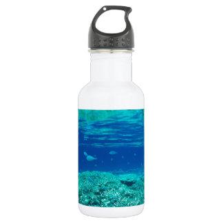 Nature Ocean Sea Sandwich 18oz Water Bottle