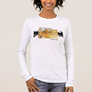 nature of sound - toque de miel long sleeve T-Shirt