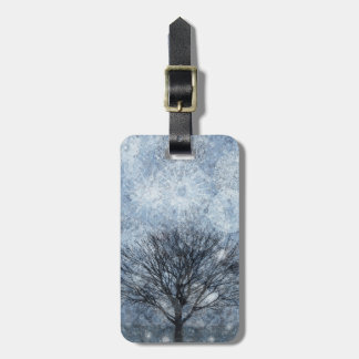 Nature of Survival Bag Tag