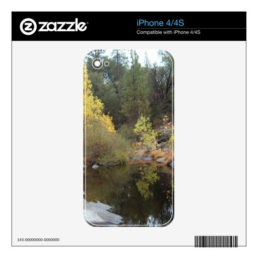 Nature of Yosemite Skins For The iPhone 4S
