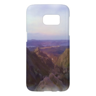 Nature oil paint samsung galaxy s7 case