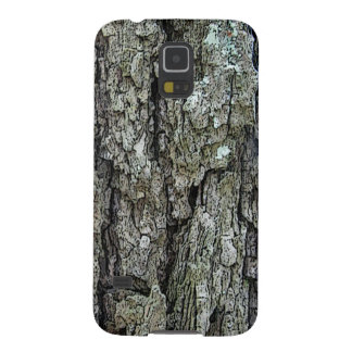 Nature Old Pine Bark Photo Galaxy S5 Cover