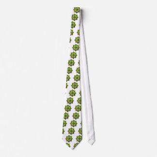 Nature Pattern Tie