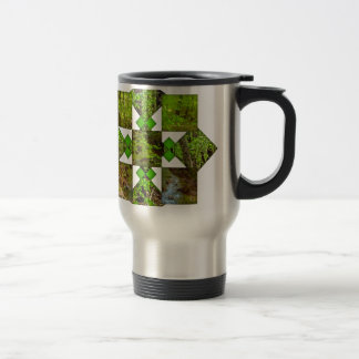 Nature Pattern Travel Mug