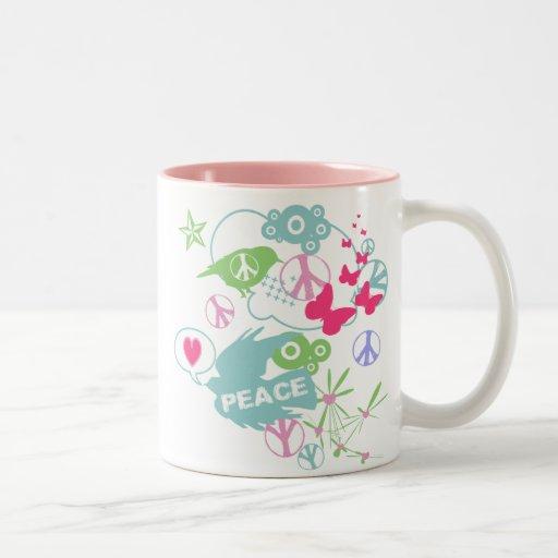 Nature Peace Mug