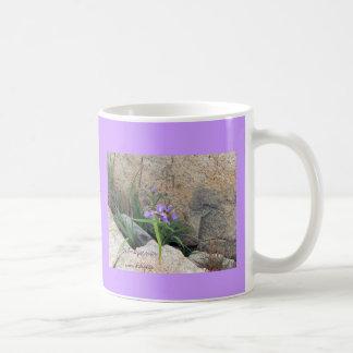"""Nature persists; man delights"" Mug"