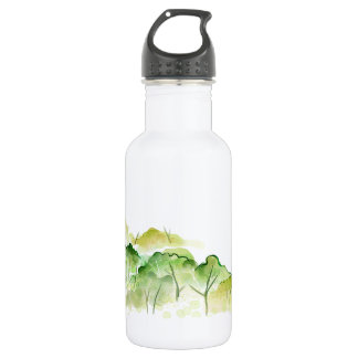 Nature 18oz Water Bottle