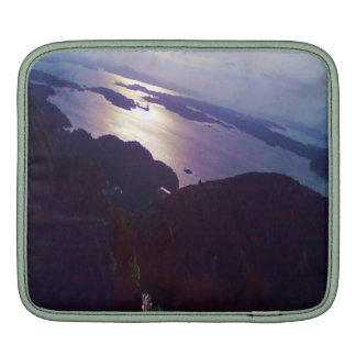 Nature photo sleeves for iPads
