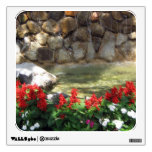 nature photograph wall decal