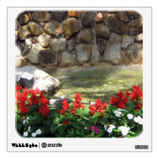 nature photograph wall sticker